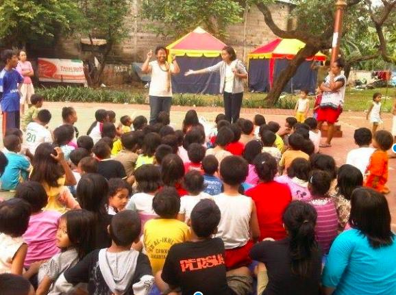 Kak Nana, Sudah Jadi Relawan Sejak SMA!