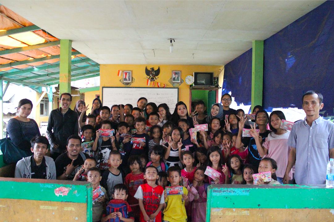 Harapan Besar dari Sanggar Belajar Kecil di Jakarta Utara