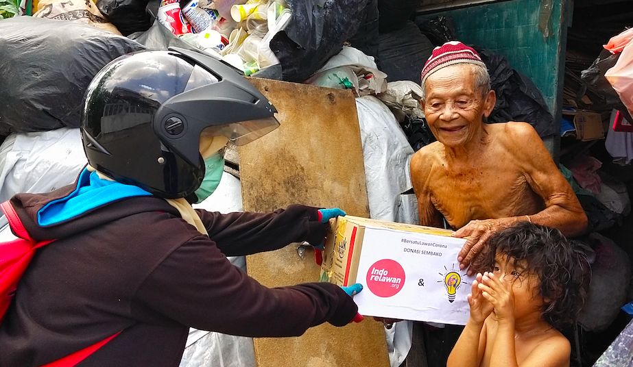 Inspirasi Aksi Gotong Royong di Kala Pandemi